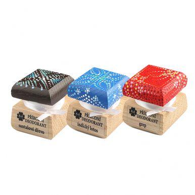 RaE Prírodný krémový dezodorant - Color 15ml