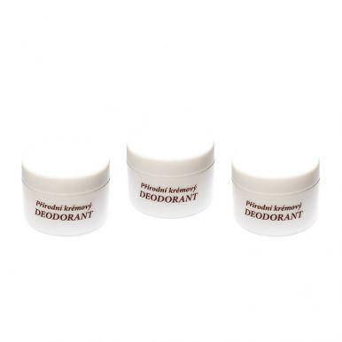 RaE Prírodný krémový dezodorant - Náhradná náplň 15ml