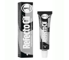 RefectoCil Farba na mihalnice a obočie č.1 čierna
