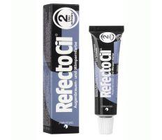 RefectoCil Farba na mihalnice a obočie č.2 modro-čierna 15ml