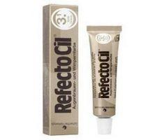 RefectoCil Farba na mihalnice a obočie č.3.1 svetlo hnedá 15ml
