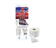 Ronney Elastic paper collar - krepový límec