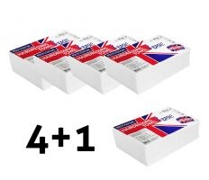 Ronney Hairdressing Towel Set 5x 40x76cm 50ks - Set 5 kaderníckych jednorázových uterákov