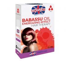 Ronney Professional Hair Oil Babassu Oil Energizing Effect