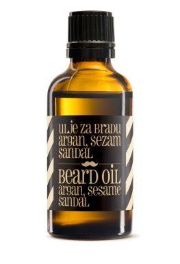 Sapunoteka Beard Oil 50ml - Olej na bradu