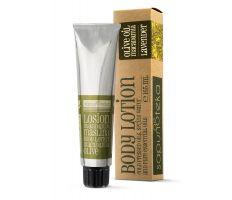 Sapunoteka Body Lotion Olive 175ml - Telový krém s olivovým a makadamiovým olejom
