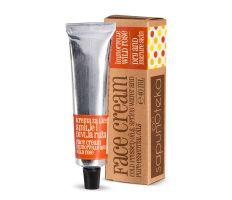 Sapunoteka Face Cream Dry & Mature Skin 40ml exp. 07/21 - Denný krém na suchú a zrelú