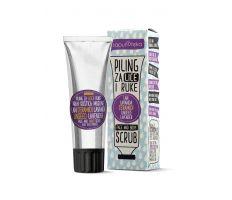Sapunoteka Scrub Face and Hands Lavender 75ml - Peeling na telo a tvár