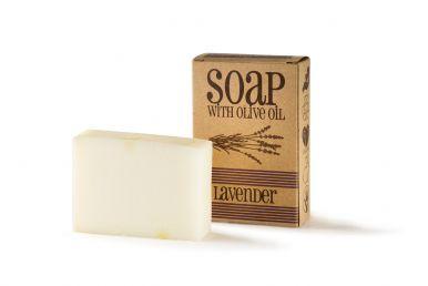 Sapunoteka Soap Lavender 75g - Levanduľové mydlo