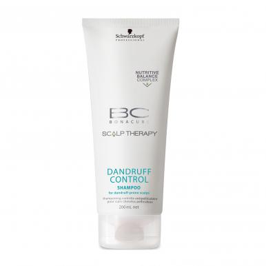 Schwarzkopf BC Dandruff Control 200ml - Šampon proti lupům