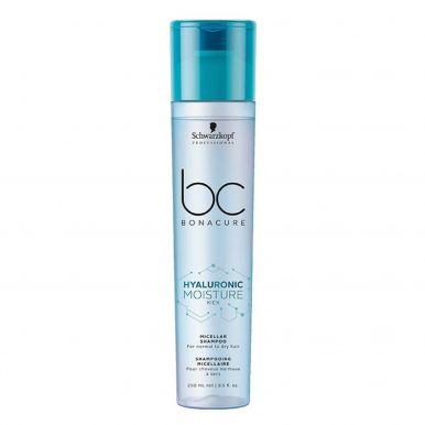 Schwarzkopf BC Moisture Kick Shampoo 250ml - Hydratačný šampón