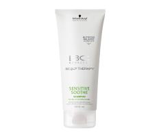 Schwarzkopf BC Sensitive Soothe Shampoo 200ml - Šampon pro citlivou pokožku