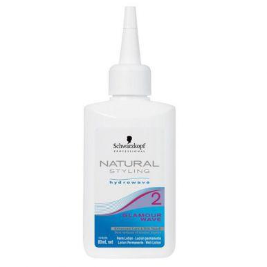 Schwarzkopf Natural Styling Glamour 2 80ml - Trvalá na farbené vlasy