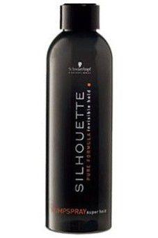 Schwarzkopf Silhouette Super Hold Pumpspray 1000ml - Super silný sprej náhradná náplň