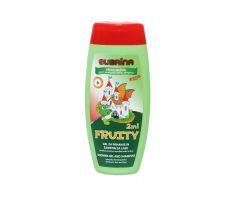 Subrína Fruity 2in1 - Detský sprchový gél a šampón 250ml