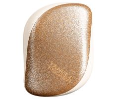 Tangle Teezer Compact Styler Gold Starlight - Kefa na vlasy