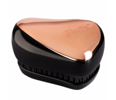 Tangle Teezer Compact Styler Rose Gold Black - Kefa na vlasy