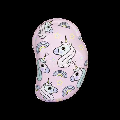 Tangle Teezer Original Mini Unicorn Magic Print - Profesionálna kefa na vlasy