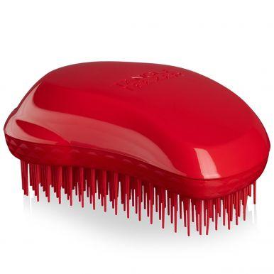 Tangle Teezer Thick and Curly Salsa Red - Profesionálna kefa na vlasy