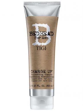 Tigi Bed Head Charge Up Thickening Shampoo For Men 250ml - Šampón pre objem