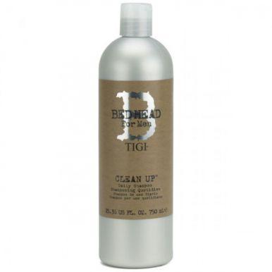 Tigi Bed Head Clean Up Daily Shampoo For Men 750ml - Šampón na denné použitie