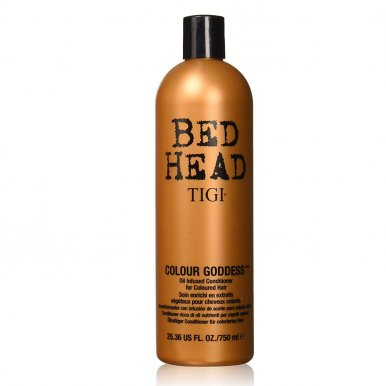 Tigi Bed Head Colour Goddess Conditioner 750ml - Kondicionér pre hnedé a červené vlasy