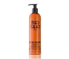 Tigi Bed Head Colour Goddess Shampoo 400ml - Šampón na hnedé-červené vlasy
