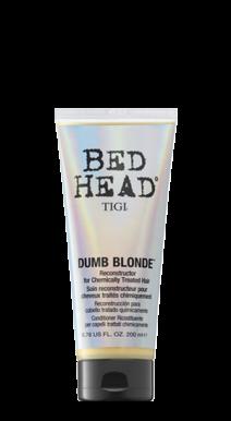 Tigi Bed Head Dumb Blonde Reconstructor 200ml - Rekonštrukčná starostlivosť