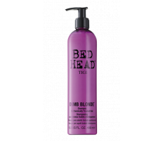 Tigi Bed Head Dumb Blonde Shampoo 400ml - Šampón na blond vlasy