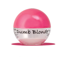 Tigi Bed Head Dumb Blonde Smoothing Stuff 50ml - Zjemňujúci krém na blond vlasy