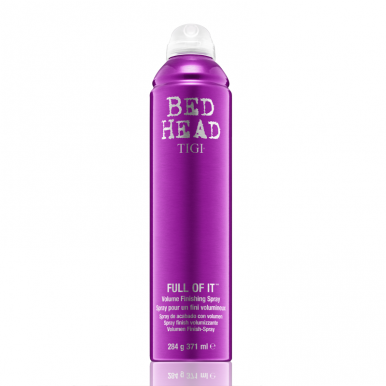 Tigi Bed Head Full Of It Volume Finishing Spray 284g - Objemový lak