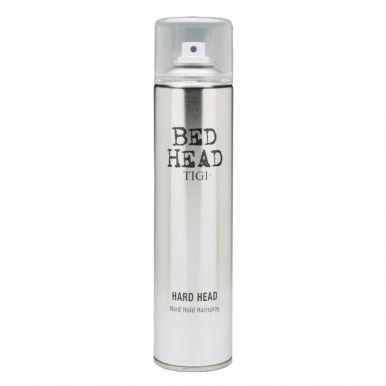 Tigi Bed Head Hard Head 385ml - Silne tužiaci lak na vlasy