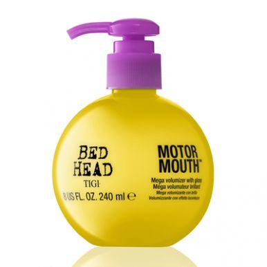 Tigi Bed Head Motor Mouth 240ml - Krém na objem vlasov