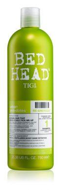Tigi Bed Head Re Energize Shampoo 750ml - Šampón na normálne vlasy