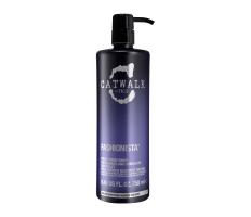 Tigi Catwalk Fashionista Violet Conditioner 750ml - Na blonďaté a melírované vlasy