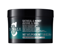 Tigi Catwalk Oatmeal & Honey Nourishing Mask 200ml - Vyživujúca maska