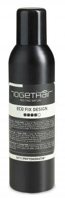 Togethair Eco Fix Design 250ml - ekologický lak, mechanický rozprašovač, se silnou fixací