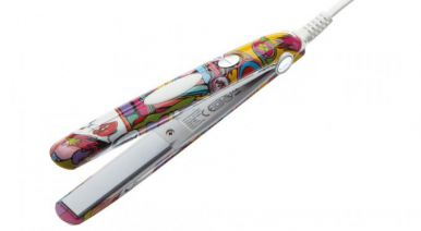 Uki Thinly Fluon - cestovná žehlička na vlasy