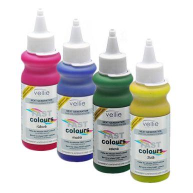 Vellie Fast Colours 80ml - Farebný atrament