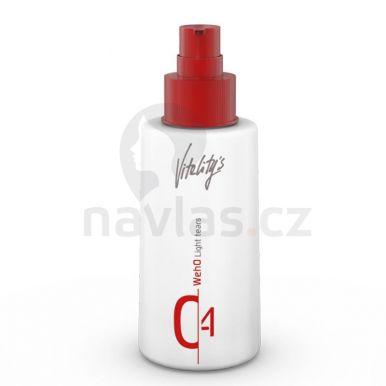 Vitalitys WeHo Light Tears 100ml - Narovnávací olej na konečky vlasů