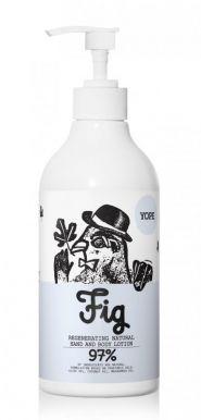 Yope Natural Hand & Body Lotion Fig 300ml - Regenerační tělové mléko