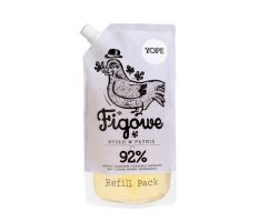 Yope Natural Refill Fig Tree 500ml - Tekuté hydratačné mydlo náplň