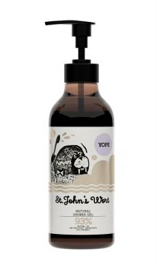 Yope Natural Shower Gel St. John's Wort 400ml - Sprchový gél ľubovník